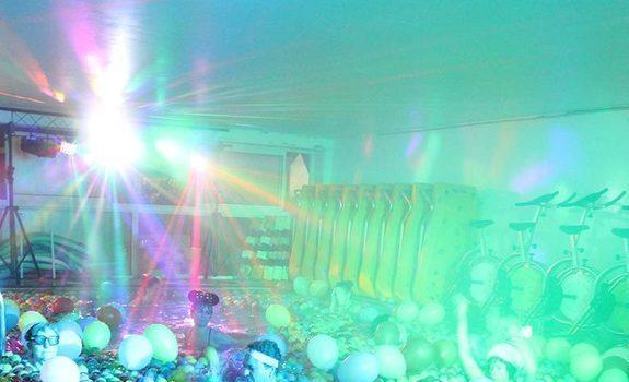 Ambiance disco